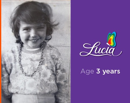 Lucia - Aged 3 Years