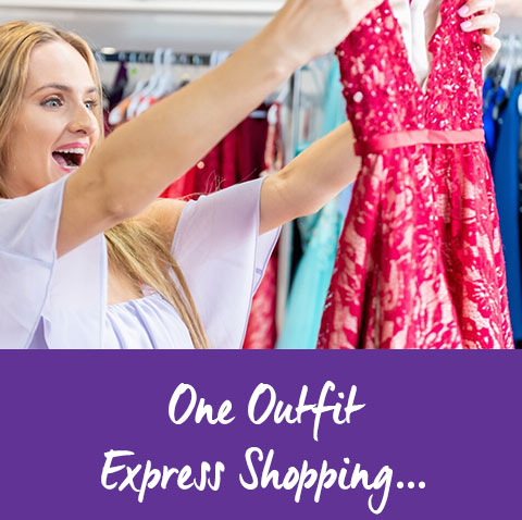 Persoanl Styling - Express Shopping Experience