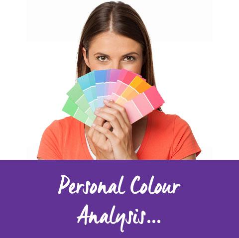 Personal Colour Analysis - Sunshine Coast