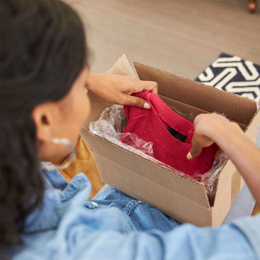 Be Patient and Check: - What you need to know about shopping online